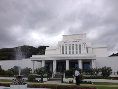 Laie Temple of the Church of Jesus Christ of Latter-Day Saints
