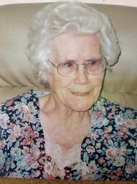 Rosa Kitchens age 92