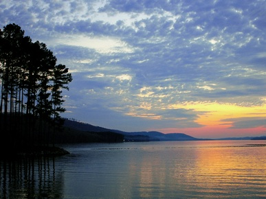 Lake Guntersville, Alabama