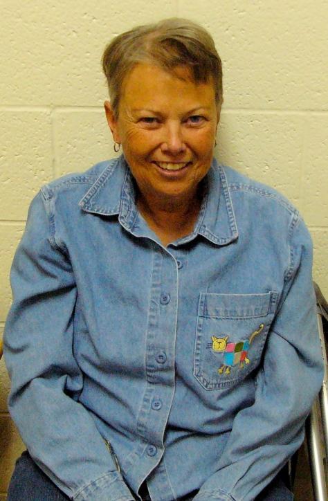 Cheryl Smith of Paintbrush Alpacas