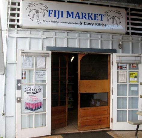 Fiji-Thai Cuisine