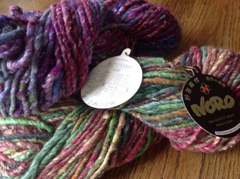 Odori - Bulky 40% Silk, 25% Wool, 25% Angora