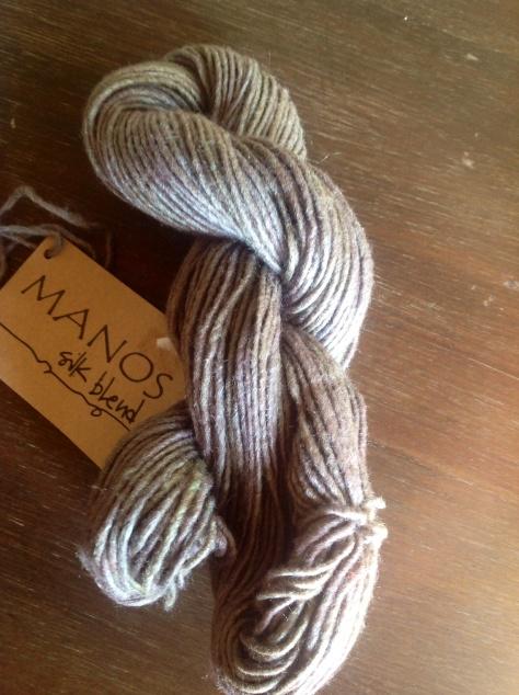 Silk Blend - 70% extrafine merino 30% silk
