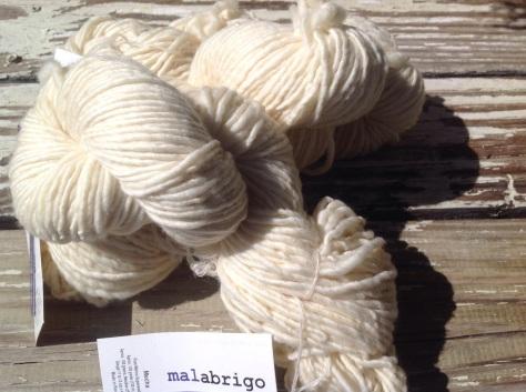 Malabrigo Mecha - pure merino super wash wool