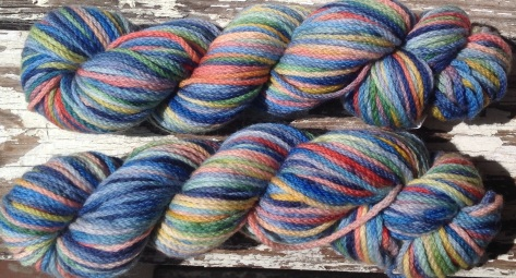 Koigu Kersti Merino Crepe - merino wool, colorway k104