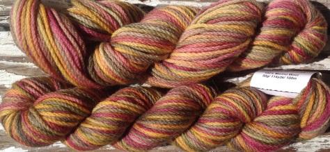 Koigu Kersti Merino Crepe - merino wool, colorway k324