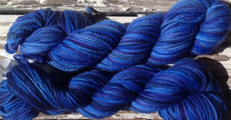 Koigu Kersti Merino Crepe - merino wool, colorway k451