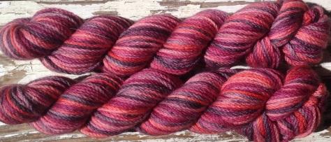 Koigu Kersti Merino Crepe - merino wool, colorway k318
