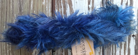 "Mountain Colors ""Wooly Feathers"" 65% mohair, 20% nylon, 15% wool"
