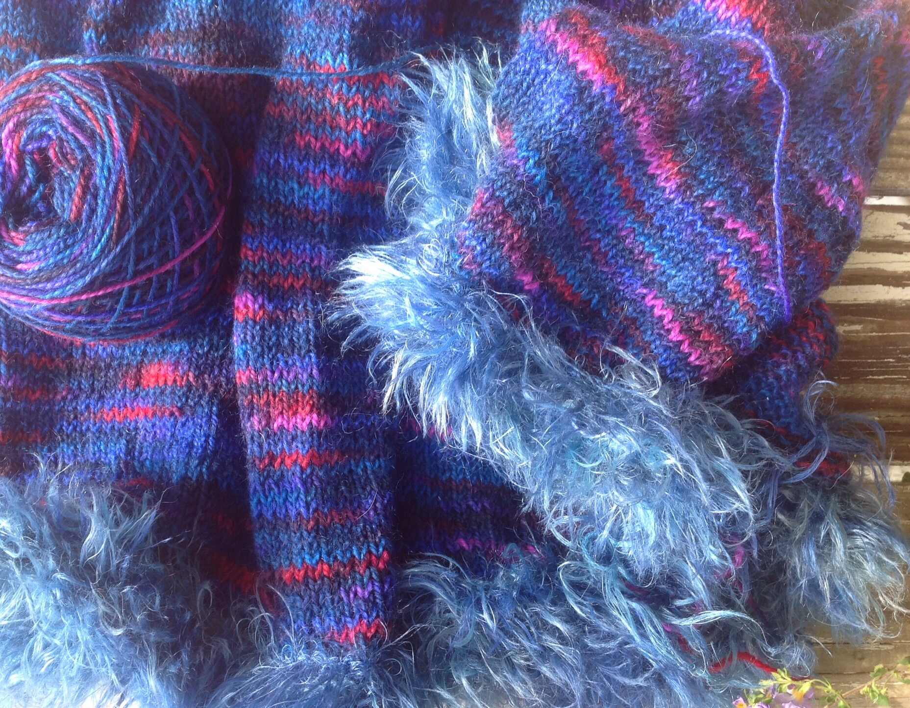 More Knitting Wheel Fashions : Knitting wayfaring yarns