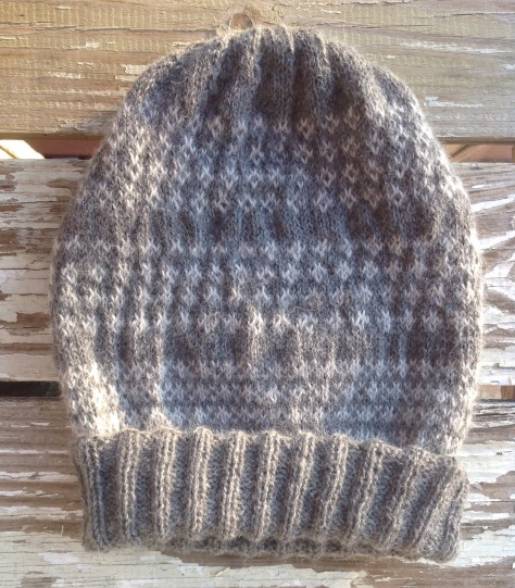 Grenoble Fair Isle Hat