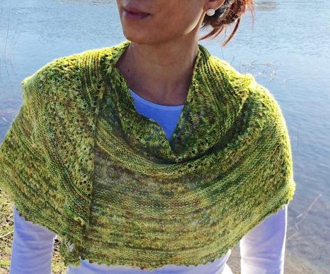 More Knitting Wheel Fashions : Knitting pattern wayfaring yarns